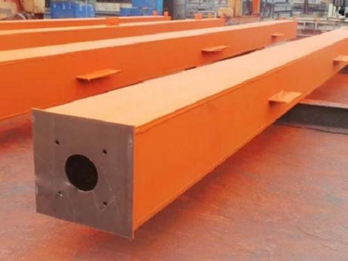 钢构件-箱型柱