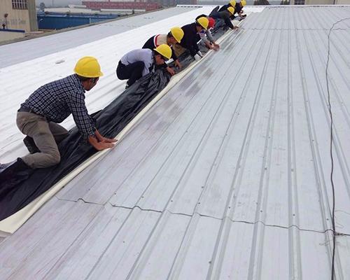 河南钢结构屋面防水