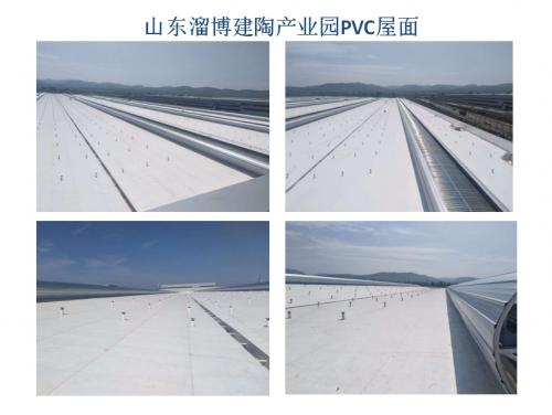 山东淄博建陶产业园PVC